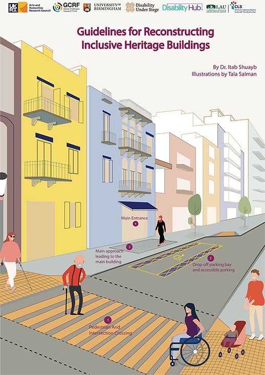 Guidelines for inclusive heritage buildings